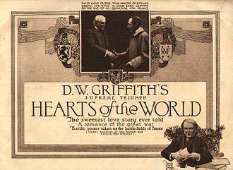 Hearts of the World - lobby card