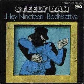Hey Nineteen - Image: Hey Nineteen cover