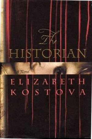 The Historian - Image: Historiancover