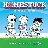 Homestuck Book One Rerelease