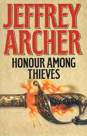 Honour Among Thieves - First edition