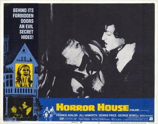 <i>The Haunted House of Horror</i> 1969 film by Michael Armstrong