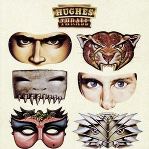 Hughes/Thrall (album) - Image: Hughes Thrall Cover