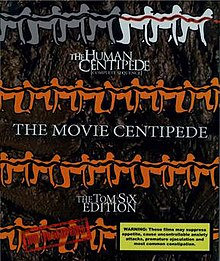 The Human Centipede (First Sequence) - Wikipedia