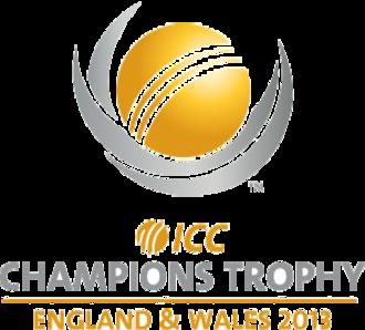 2013 ICC Champions Trophy - Image: ICC Champions Trophy logo