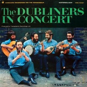 In Concert (The Dubliners album) - Image: In Concert US