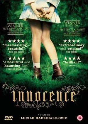 Innocence (2004 film) - DVD cover