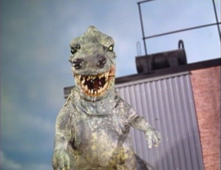<i>Invasion of the Dinosaurs</i> Doctor Who serial