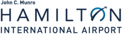 John C. Munro Hamilton International Airport Logo.png