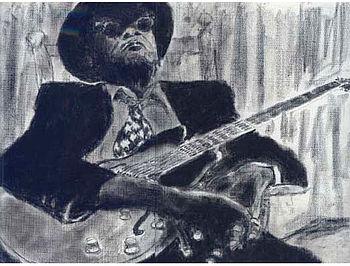 John Lee Hooker Mario Perez