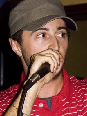 Josh Martinez - Josh Martinez performing in 2005