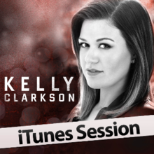 Kelly Clarkson - iTunes Session.png