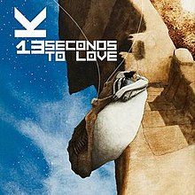 Kjwan - 13 Seconds to Love (FRONT COVER).jpg