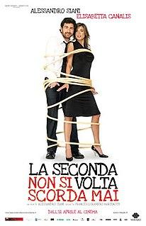 <i>La seconda volta non si scorda mai</i> 2007 film by Francesco Ranieri Martinotti
