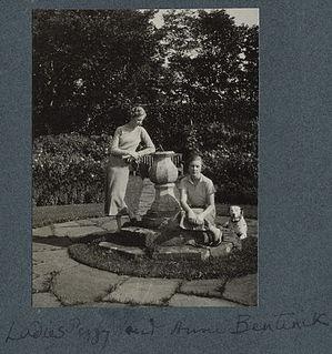 Lady Anne Cavendish-Bentinck British noblewoman and landowner