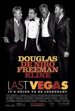 Last Vegas - Image: Last Vegas Poster