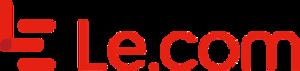 Le.com - Image: Le.com logo English