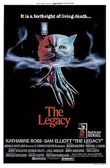 The Legacy 1978 Film Wikipedia