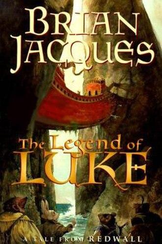 The Legend of Luke - US cover of The Legend of Luke