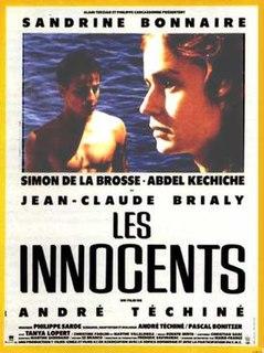 1987 film by André Téchiné