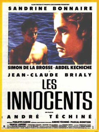 Les Innocents (film) - Theatrical release poster