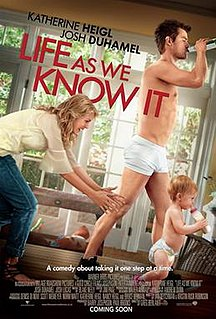 <i>Life as We Know It</i> (film) 2010 film by Greg Berlanti