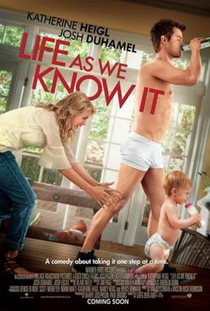 Life as We Know It (film) - Theatrical release poster