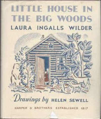 Picture of a book: Little House In The Big Woods