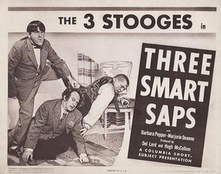 <i>Three Smart Saps</i> 1942 film by Jules White