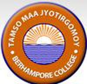 Berhampore College - Image: Logo Berhampore College