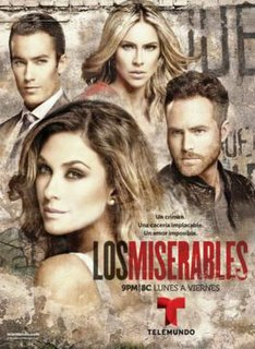 <i>Los miserables</i> (2014 TV series) television series