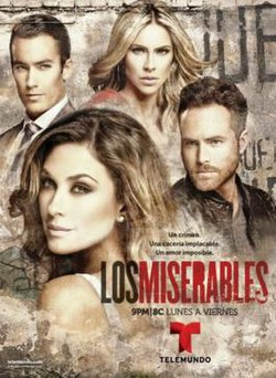 Los miserables (2014 TV series) - Wikipedia