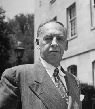 Louis F. Budenz - Budenz in 1947