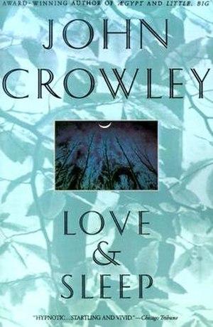 Love & Sleep - Image: Love and Sleep Cover