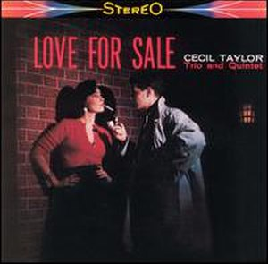 Love for Sale (Cecil Taylor album) - Image: Love for Sale (Cecil Taylor album)