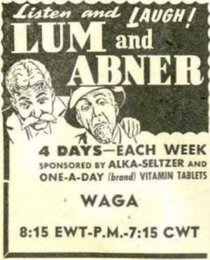 Lum and Abner - Image: Lumabner