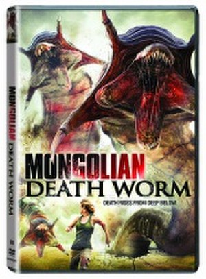 Mongolian Death Worm (film) - DVD Cover