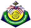 Official seal of Muar Districtدايره موار麻坡县