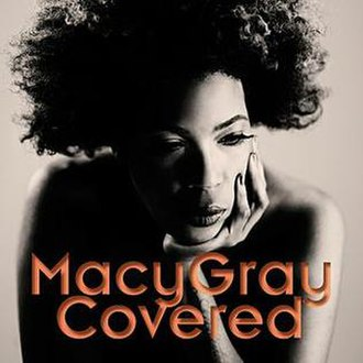 Covered (Macy Gray album) - Image: Macy Gray Covered