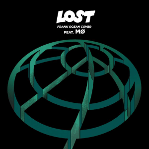 Lost (Frank Ocean song) - Image: Major Lazer Lost (feat. MØ)