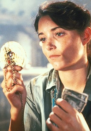 "Marion Ravenwood - Image: Marion Ravenwood in ""Raiders of the Lost Ark"" (1981)"