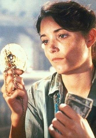 "Marion Ravenwood - Image: Marion Ravenwood in ""Raiders of the Lost Ark"" (1981)"