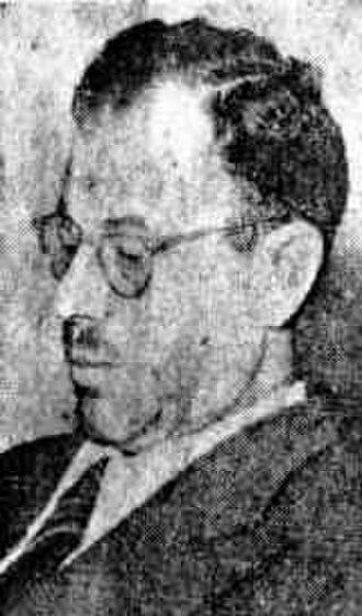 Marvin Opler - Marvin K. Opler