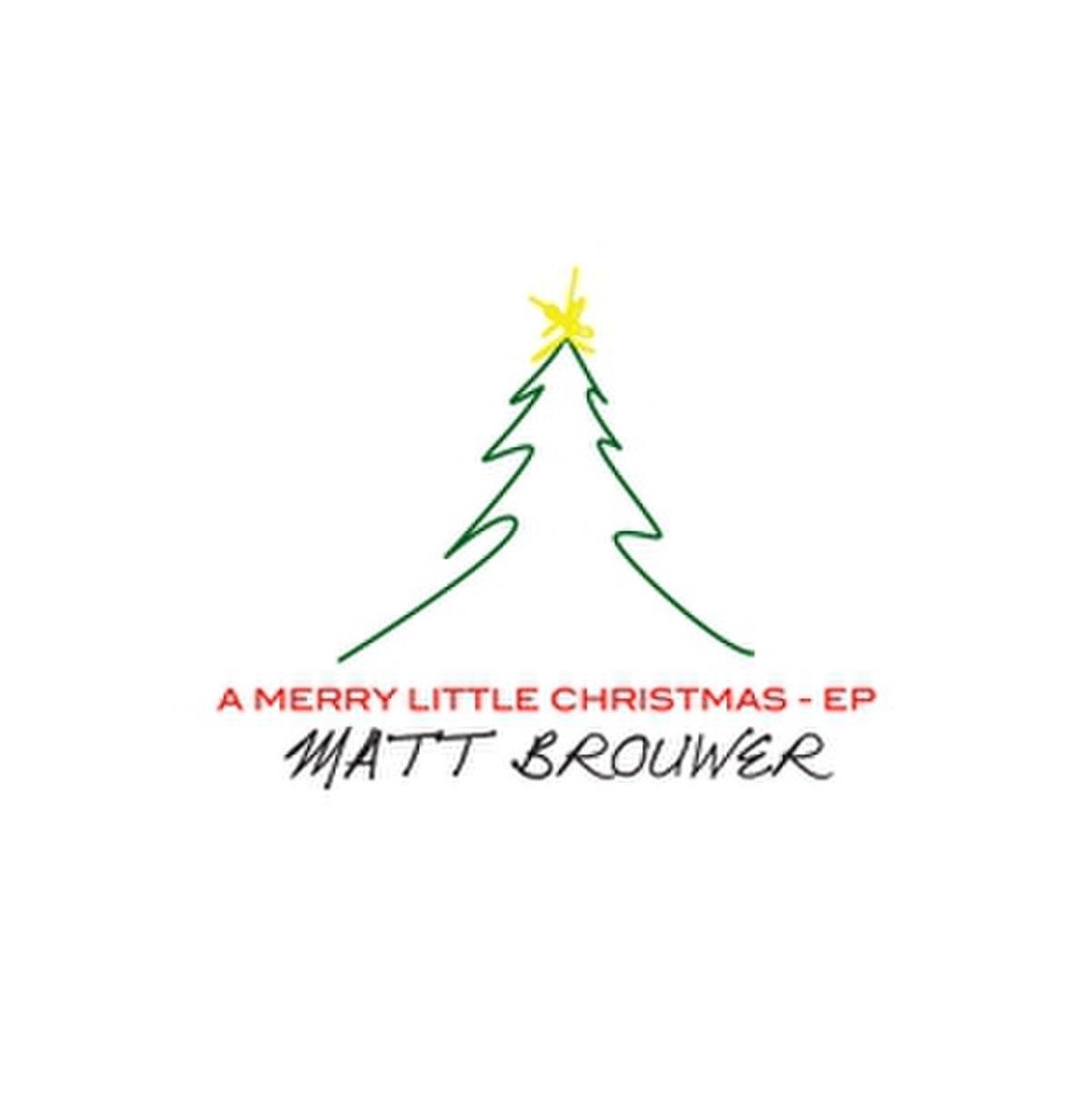 A Merry Little Christmas (Matt Brouwer album) - Wikipedia