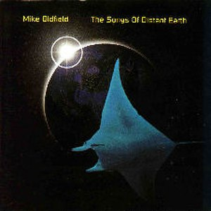 The Songs of Distant Earth (album) - Image: Mike oldfield tsode original cover
