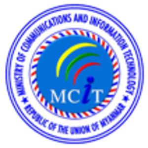 Ministry of Communications and Information Technology (Myanmar) - Image: Ministry of Communications and Information Technology logo