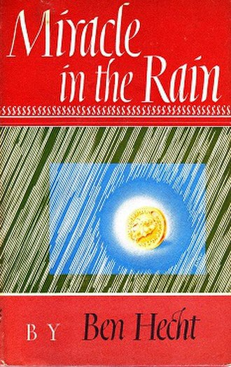 Miracle in the Rain - First edition (publ. Alfred A. Knopf)