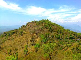 Mirkot Village Development Committee in Western, Nepal