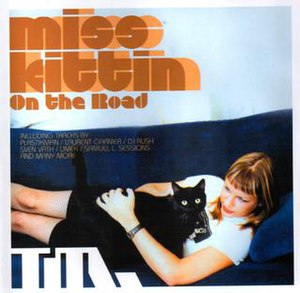 On the Road (Miss Kittin album) - Image: Miss Kittin On the Road