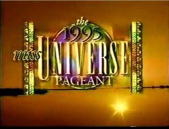 Miss Universe 1995 - Image: Miss Universe 1995 opening titles